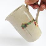Azzone Alessandra Handmade, ceramics, pourer, stoneware