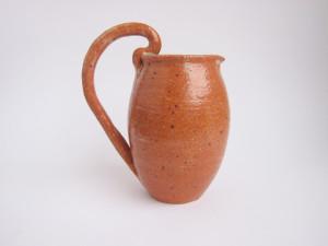 Azzone Alessandra Handmade, bowl, ceramics, pitcher, shino, stoneware