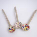 Azzone Alessandra Handmade, spoon, stoneware